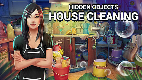 Hidden objects: House cleaning 2 poster