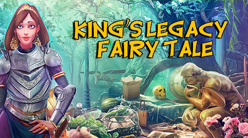 Hidden objects king's legacy: Fairy tale poster