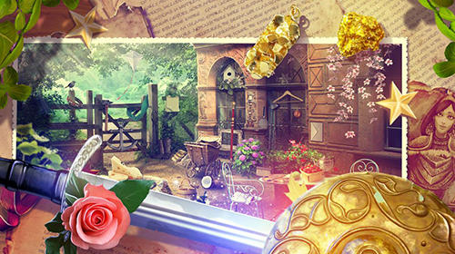 Hidden objects king's legacy: Fairy tale screenshot 2