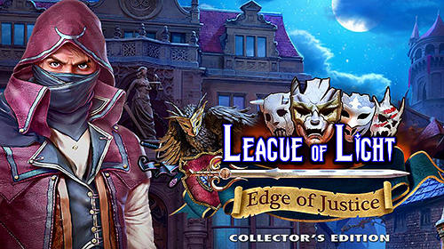 Hidden objects. League of light: Edge of justice. Collector's edition