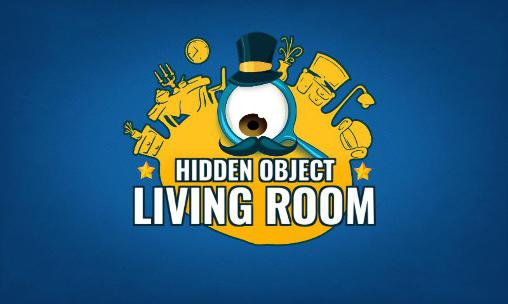 Hidden objects: Living room