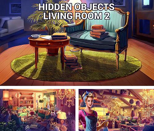 Hidden objects living room 2: Clean up the house