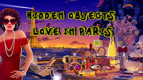 Hidden objects: Love in Paris