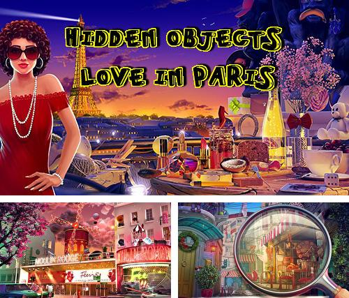 In addition to the game Hidden objects: Love in Paris for Android, you can download other free Android games for iOcean X1.
