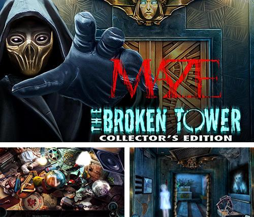 Zusätzlich zum Spiel Hi Lord für Android-Telefone und Tablets können Sie auch kostenlos Hidden objects. Maze: The broken tower. Collector's edition, Hidden Objects. Labyrinth: Der Zerbrochene Turm. Sammlerausgabe herunterladen.