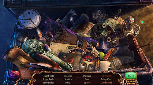 Hidden objects: Mystery case files. Broken hour für Android spielen. Spiel Hidden Objects: Mystery-Fälle. Gebrochene Stunde kostenloser Download.