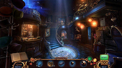 Screenshots von Hidden objects: Mystery case files. Broken hour für Android-Tablet, Smartphone.