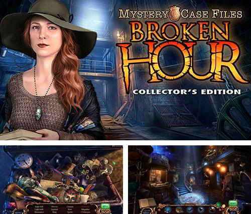 Hidden objects: Mystery case files. Broken hour