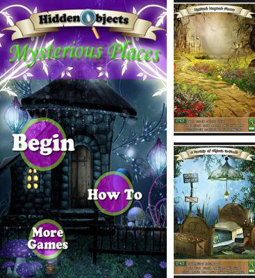 In addition to the game Blow the Flow for Android phones and tablets, you can also download Hidden Objects Mystery Places for free.