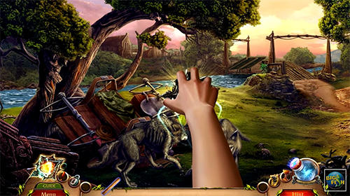 Hidden objects. Myths of the world: Bound by the stone. Collector's edition screenshot 2