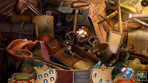 Hidden objects. Myths of the world: Bound by the stone. Collector's edition screenshot 3