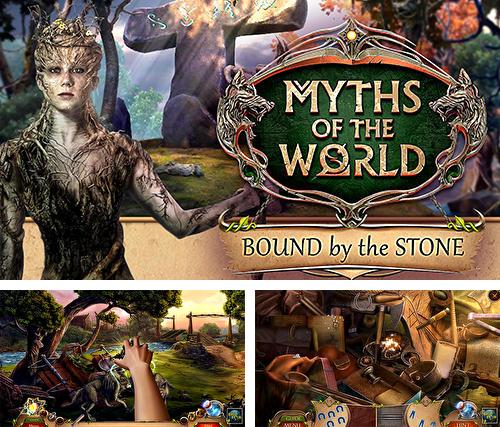 Hidden objects. Myths of the world: Bound by the stone. Collector's edition