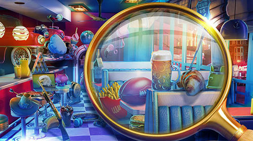 Hidden objects restaurants screenshot 2