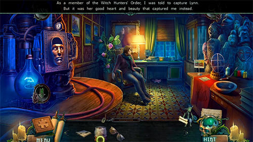 Hidden objects. Witches' legacy: The dark throne картинка из игры 3