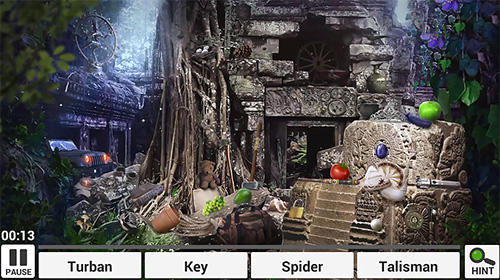 Kostenloses Android-Game Hidden Objects Wunderland: Märchenspiele. Vollversion der Android-apk-App Hirschjäger: Die Hidden objects Wonderland: Fairy tale games für Tablets und Telefone.