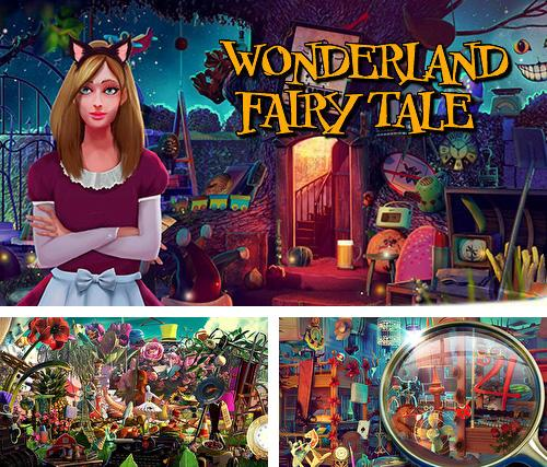Hidden objects Wonderland: Fairy tale games