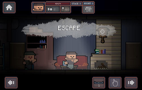 Hide and rob: Pixel horror screenshot 2