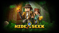 Hide and seek treasures Minecraft style APK
