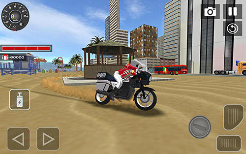 High ground sports bike simulator city jumper 2018 screenshot 1
