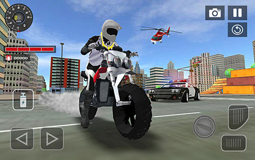 High ground sports bike simulator city jumper 2018 screenshot 5