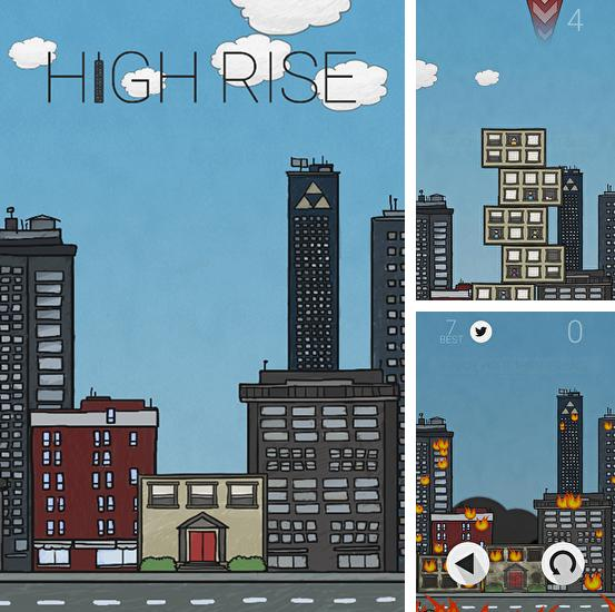 In addition to the game High rise for Android, you can download other free Android games for Sigma mobile X-treme PQ79.