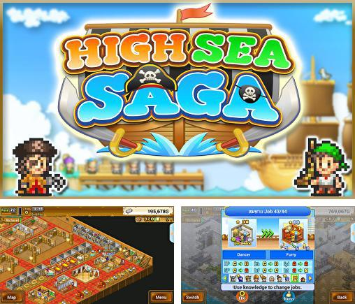 In addition to the game Pocket Academy v1.1.4 for Android phones and tablets, you can also download High sea: Saga for free.