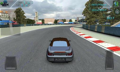 High speed 3D racing screenshot 4