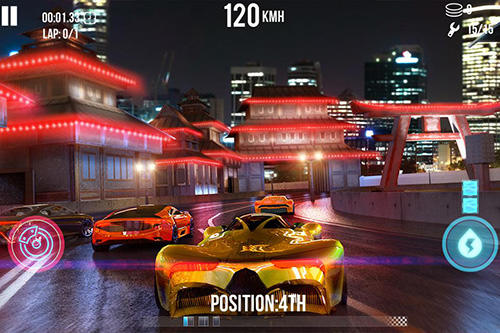 Capturas de pantalla de High speed race: Road bandits para tabletas y teléfonos Android.