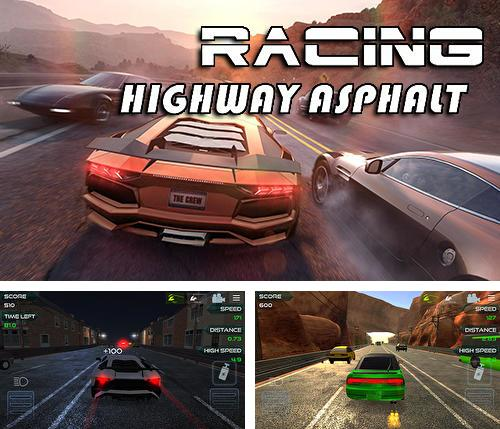 Highway asphalt racing: Traffic nitro racing