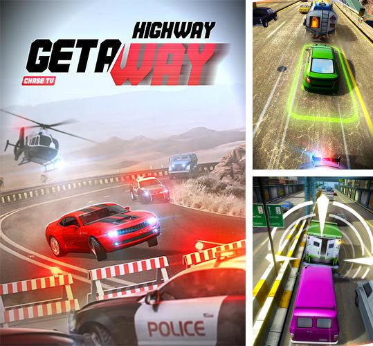 Highway getaway: Chase TV