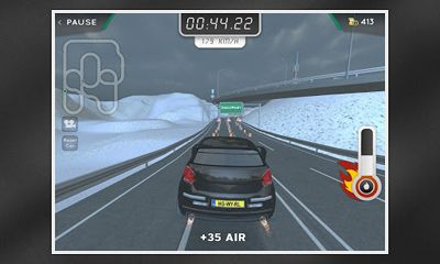 Highway Rally screenshot 3