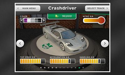 Highway Rally screenshot 4