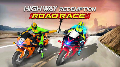 Highway redemption: Road race обложка