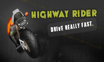 Highway Rider poster