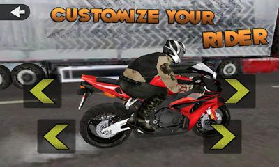 Download Highway Rider Android free game.