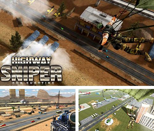 Highway sniper shooting: Survival game