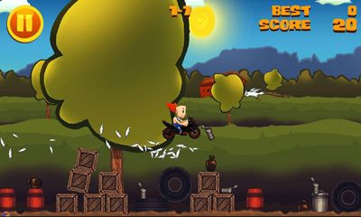 Juega a Hill Bill para Android. Descarga gratuita del juego Hill Bill.