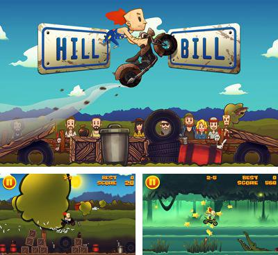 In addition to the game Mushroom war for Android phones and tablets, you can also download Hill Bill for free.