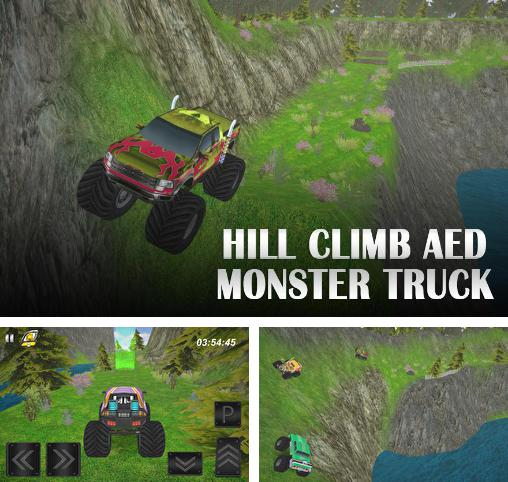 Кроме игры Game of flying: Cruise ship 3D скачайте бесплатно Hill climb AED monster truck для Android телефона или планшета.