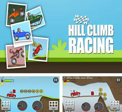 In addition to the game Tap Tap Glider for Android phones and tablets, you can also download Hill Climb Racing for free.