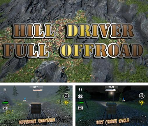 Hill driver: Full off road