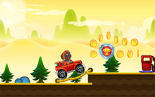 Hill paw climb patrol racer für Android spielen. Spiel Hill Paw Climb: Patrol Racer kostenloser Download.
