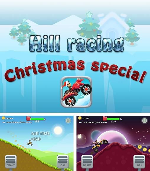 Hill racing: Christmas special