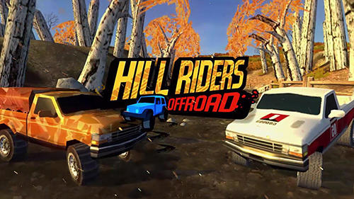Hill riders off-road обложка