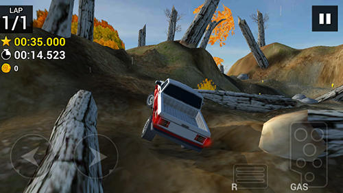 Hill riders off-road скриншот 2