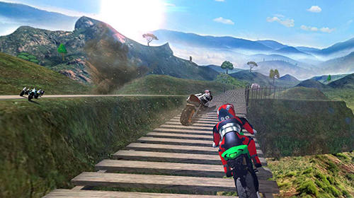 Hill top bike rider 2019 screenshot 1