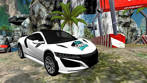 Hill top racing mania screenshot 1