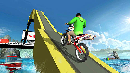 Hill top racing mania screenshot 4