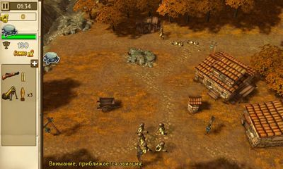 安卓平板、手机Age of empires: World domination截图。