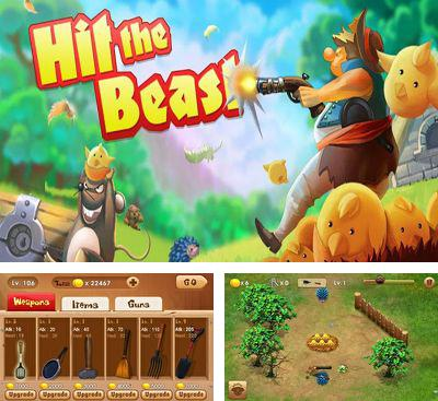 In addition to the game Droomis for Android phones and tablets, you can also download Hit The Beast for free.